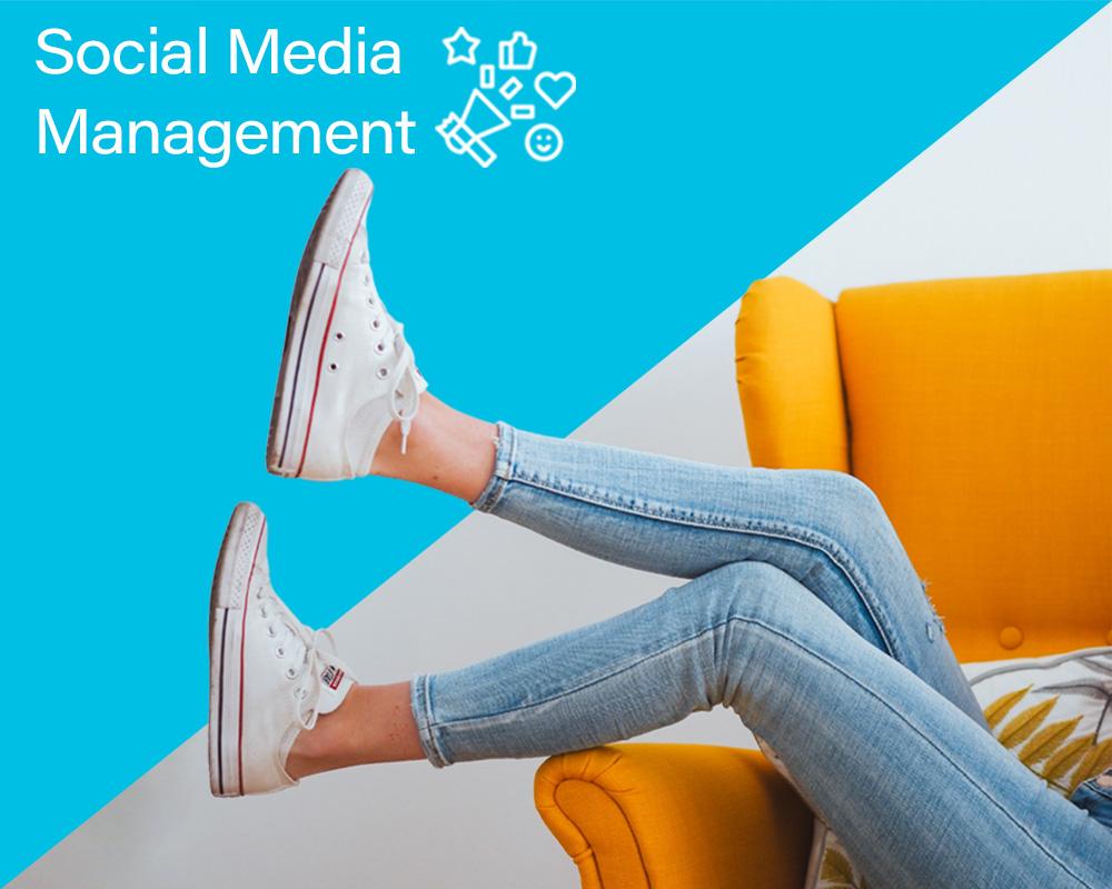 social media management for salons